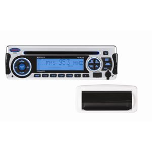 Jensen MSR3012RTL Am FM CD iPod USB Sirius Ready Stereo MSR3012RTL