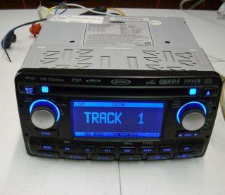 JENSEN VR182 AM FM AUX CD Player Stereo Radio SIRIUS IPOD READY Car