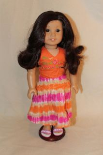 American Girl Jess Doll of The Year 2006 Fully Clothed