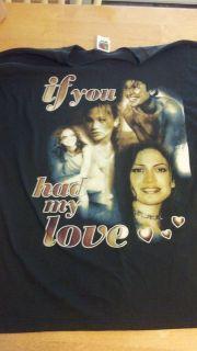 Jennifer Lopez T Shirt XL If You Had My Love Selena