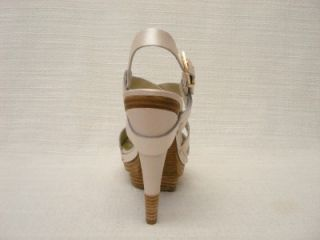 Jessica Simpson Kooza Leather Strappy Sandals 7M