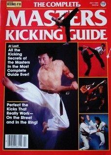 84 Masters Magazine Karate Jeong Sook Lee Jun Chong