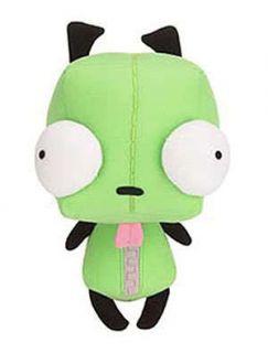 Invader Zim Gir Dog Plush Doll Toy Jhonen Vasquez RARE
