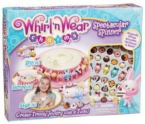 Whirl N Wear Kids Jewelry Making Charms Kit Kids Necklace Bracelet