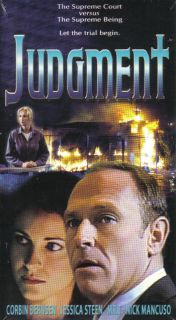 New SEALED Christian End Times VHS Video Judgment Left Behind Corbin