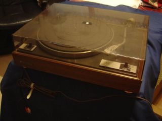 Kenwood 1033 Manual 2 Speed Belt Driven Turntable