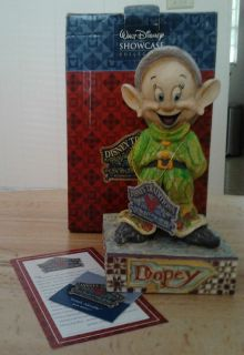 Jim Shore Disney Traditions Dopey Simply Adorable Figurine