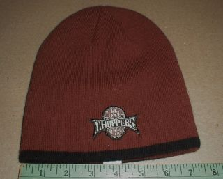 West Coast Choppers Jessie James Knit Toboggan Beanie Hat Skull Cap