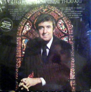 Jim Nabors How Great Thou Art SEALED LP