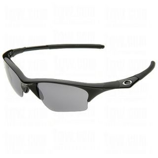 Oakley Half Jacket XLJ Jet Black Sunglasses