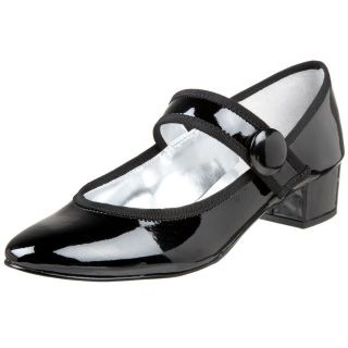 New Jessica Simpson Little Girl Black Mary Jane Dress Shoe 12 5 Patent