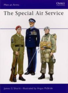 Special Air Service Book British Army SAS Badge Smock