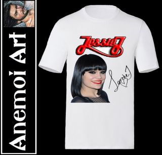 Jessie J Signed Autographed T Shirt T Shirt Secret Santa Gift