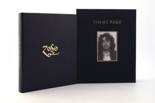 Jimmy Page by Jimmy Page Genesis Publications Deluxe Ed 208 350 LED