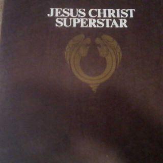 Jesus Christ Superstar A Rock Opera Record 1970