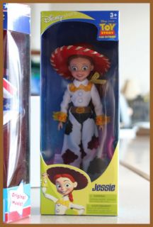 Jessie Toy Story and Beyond Mint in Box Disney Exclusive Action Figure