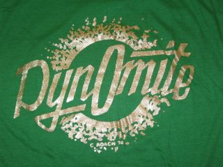 Vintage 1974 Jimmy Walker Dynomite Good Times T Shirt Small Screen