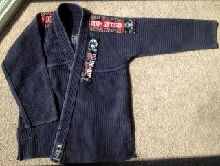 Venum Gi Jiu Jitsu bjj MMA Gracie Judo
