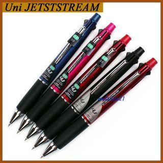 Uni Ball Jetstream 4 1 Ball Point Pen Mechanical Pencil MSXE5 1000 0 5
