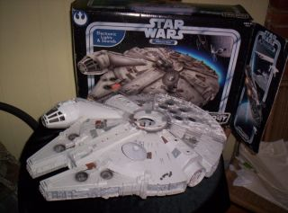 Star Wars Millenium Falcon The Original Trilogy Collection