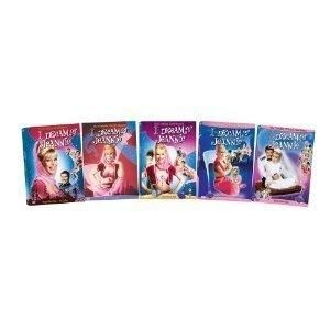 This is I Dream of Jeannie Complete Series Seasons 1 5 DVD Box sets