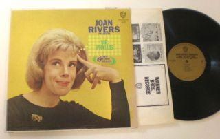 Early Joan Rivers LP Mr Phyllis Warner Brothers 1610