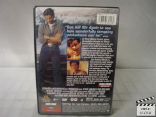 Kill Me Again DVD Val Kilmer Joanne Whalley Kilmer 027616855589