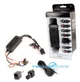 JL Audio CL RLC 2 Channel Remote Level Amplifier Volume Control Line
