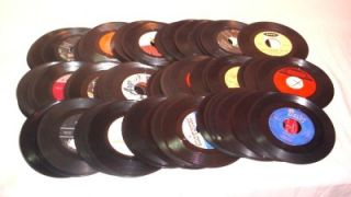 85 VINTAGE 1950S 1960S 45 RPM RCORDS DOO WOP POP ROCK & ROLL SOUL R&B