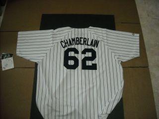 New Adult MLB New York Yankees Joba Chamberlain Home Jersey 3XL 3X