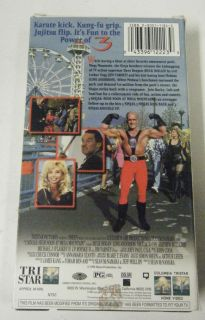 Noon at Mega Mountain VHS Hulk Hogan Loni Anderson Jim Varney