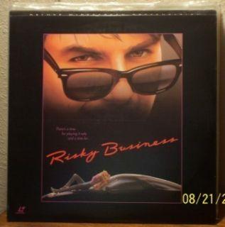 83 Laserdisc LD lb Tom Cruise Rebecca de Mornay Joe Pantoliano