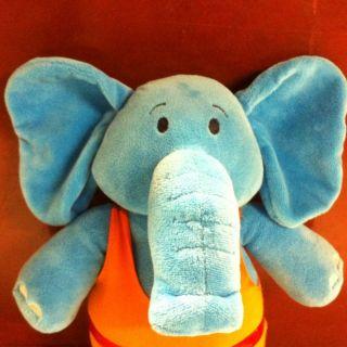 11 Dinky Elephant Plush JoJos Circus Jo