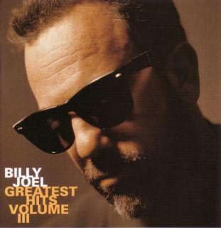Best of Billy Joel Greatest Hits CD 90s Nineties Pop 80s Eighties Soft
