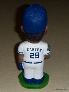1992 World Series Champion Joe Carter Bobblehead Toronto Blue Jays