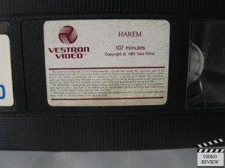 VHS Nastassja Kinski Ben Kingsley Arthur Joffe 028485152014