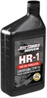 Joe Gibbs Driven Racing Oil High Performance Motor Oil 02107