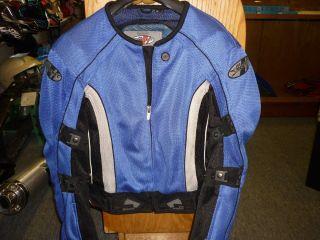 Joe Rocket Phoenix 4 0 Mesh Jacket Mens S