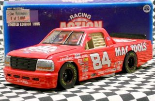 Joe Ruttman 84 Mac Tools 1995 Ford Truck