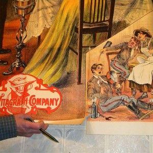 John Bunny 1911 Vitagraph French Comedy Poster Fantastic