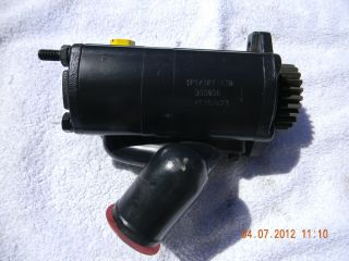 JOHN DEERE RE197623 HYDRAULIC PUMP 5200 5300 5400 5210 5310 5105 5205