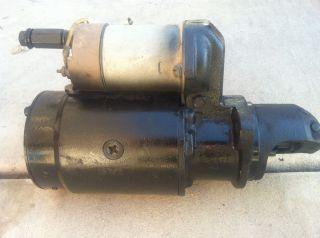 John Deere 301 A Engine Starter