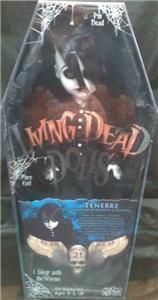 Living Dead Dolls Series 21 Tenebre