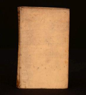 1735 Glossarium Graecum in Sacros Novi Foederis Libros EX MSS Joannes