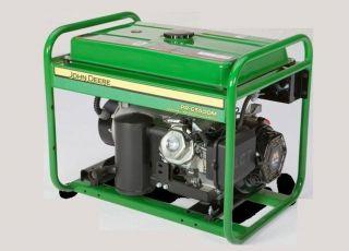 New John Deere PR G5500M Generator MI T M 120V 240V Brushless 5500