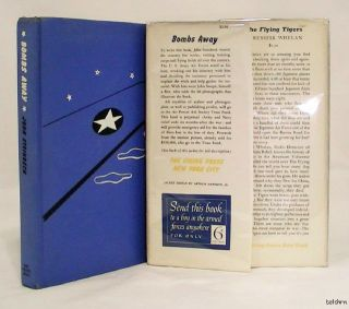 Bombs Away ~ John Steinbeck ~ 1st/1st ~ U.S. Air Force ~ Free Shipping