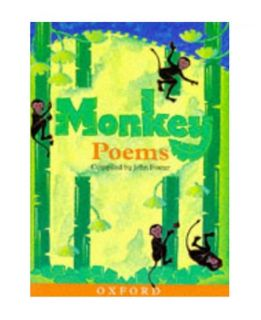 Poetry Paintbox Monkey Poems John Foster 0199165971