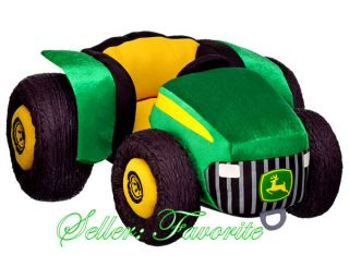 John Deere Farm Tractor Collectible Build A Bear Farmers Market