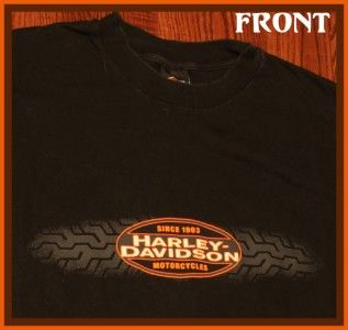 Johns Harley Davidson ft Collins Motorcycle T Shirt XL