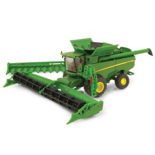 John Deere 1 64 S690 Combine Toy